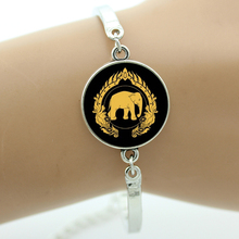 Cute Ganesh zodiac Elephant god bracelet (different designs)