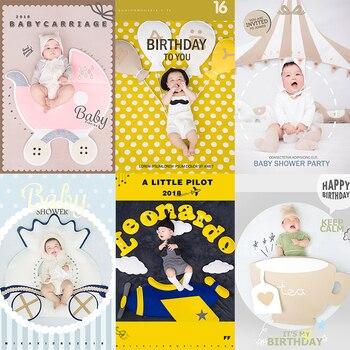 Dvotinst реквизит для детской фотосъемки, креативная тема для моделирования, комплект одежды для фотосъемки, аксессуары для студийной фотосесс...