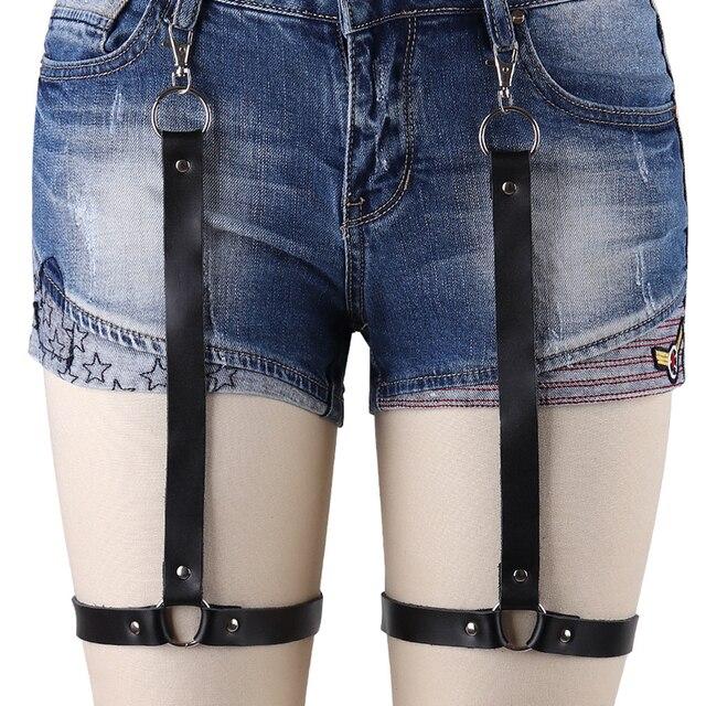 womens-leather-bondage-shorts-china-slut-naked