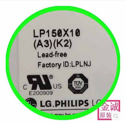 100% original new LP150X10-A3K2 original new / A2 / A3 / A3K3 highlight notebook screen ff300r17me4 new original