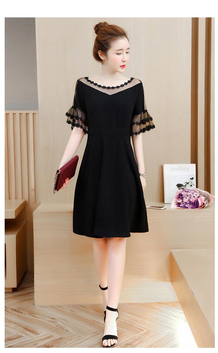 womens woman ladies Designer summer black big plus size L-5XL XXL XXXL 3XL XXXXL 4XL 5XL short-sleeves slim loose Casual blouses 16