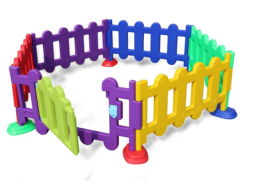 Children's Play Fence Nursery Barrier Baby Indoor Home Game Gate Play Toy Baby Plastic Fence Outdoor Garden Baby Newborn