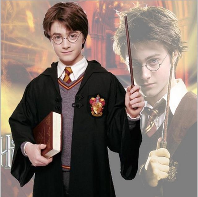 Косплей Гарри Поттер