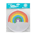 Artkal Beads Midi 5mm Circular pegboard with Cute Cartoon Pattern DIY Craft Material Template