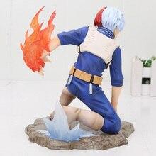 16cm Anime mon héros académique Figure Shoto Todoroki Figurine PVC Action à collectionner modèle décorations poupée jouets pour enfants