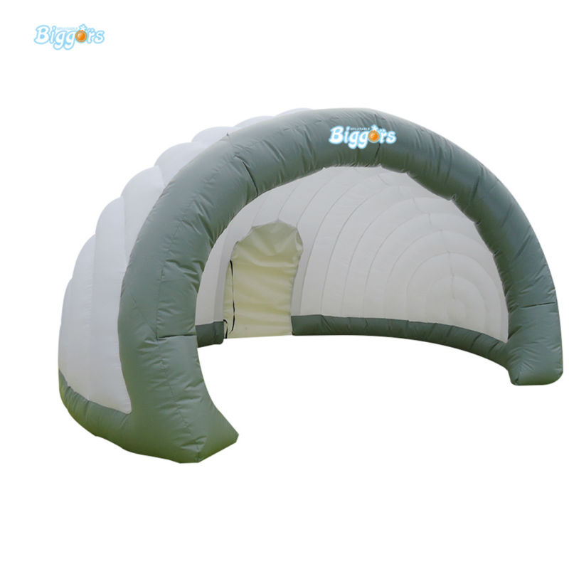 Inflatable Biggors High Quality Outdoor Inflatable Equipment Inflatable Dome Tent For Camping inflatable biggors white cube tent inflatable camping tent for rental