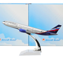 The Russian International Airlines Aeroflot-Russian Airlines Airbus A330 airplane models child Birthday gift plane models