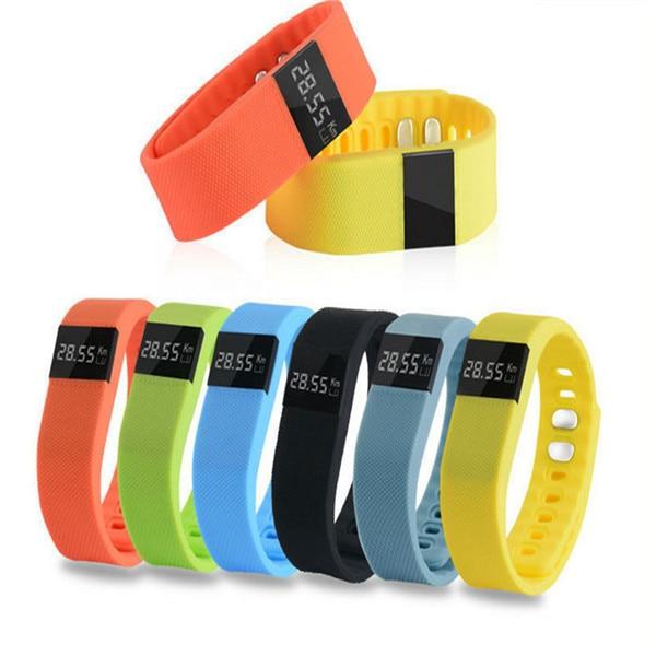 SmartWatch Fitness Activity Tracker Smartband Wristband Calorie Tw64 Waterproof Bluetooth 4 0 Intelligent Bracelet for Phones