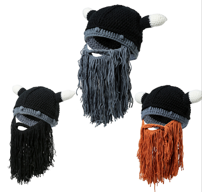 452f6f196 top 8 most popular hot sales winter horn hat list and get free ...