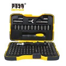 Betals 101 1 Multifunción Destornillador Establece Hogar esencial set de herramientas de mantenimiento de herramientas de electrodomésticos