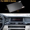 Стайлинга автомобилей 10.2 Дюймов GPS Навигации Экран Стали Защитная Пленка Для BMW 5 Серии Управления ЖК-Экран Автомобиля Стикер