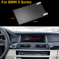 Car Styling 10.2 Inch GPS Navigation Screen Steel Protective Film For BMW 5 Series Control of LCD Screen Car Sticker