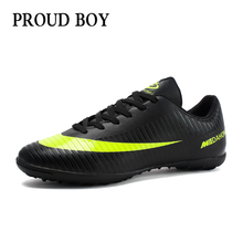 8f405de0e8a Soccer Shoes for men Kids indoor football Shoes sneakers turf superfly  futsal original football boots Comfortable