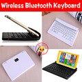 Idioma Local Layout teclado Bluetooth inalámbrico para CHUWI Hi8 Ultra thin ABS teclado para CHUWI Hi8 Pro / Vi8 8 pulgadas de la tableta
