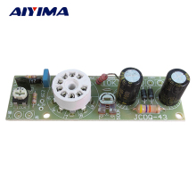 Aiyima Tube Amplificateur 6E2 VU-Mètre Audio Niveau Indicateur Conseil + 1 PC 6E2 tube