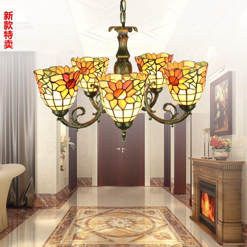 Acquista all'ingrosso online girasole lampadario da grossisti ...
