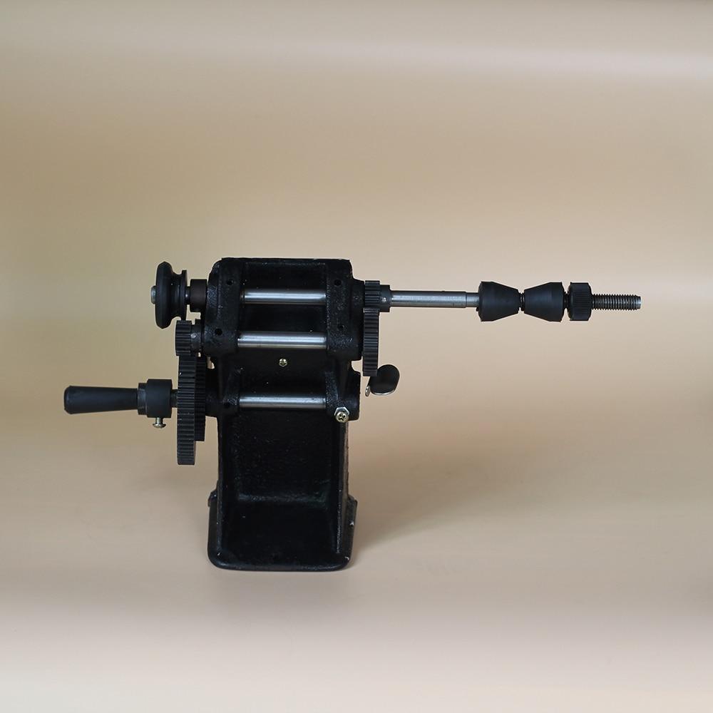 NZ-1 rankinės vyniojimo mašinos dvejopos paskirties rankinio ritės - Įrankių komplektai - Nuotrauka 4