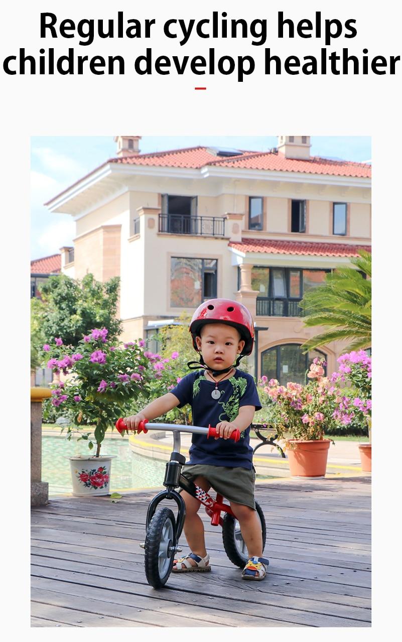 WEST BIKING Baby Balance Walker 2-4 Years Kids Scooter Two Wheel Balance Bike No Foot Pedal Children Bicycle Portable Baby Walk