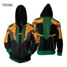 YFFUSHI 2018 Plus Size 5XL Summer Zipper Jacket Men Fashion Naruto 3d Print Coat Hip Hop Patchworked Hoodies