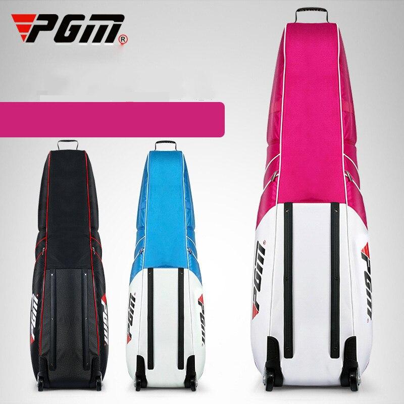 PGM Golf Air Pack sac d'emballage étanche à la poussière épaissi avion Pack pliable hkb008