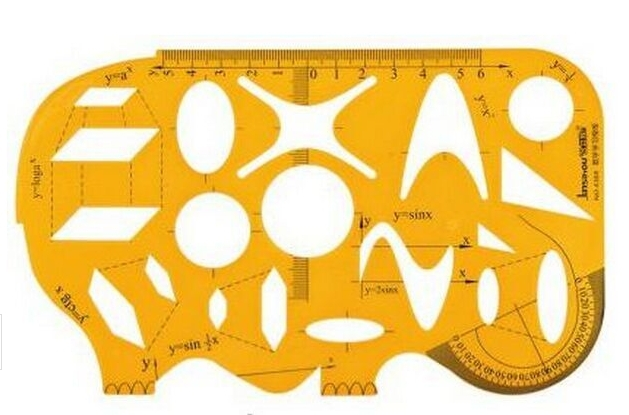 All Kinds Of Rulers Model Mathemestic Physical Chemistry Drawing Template Rulers