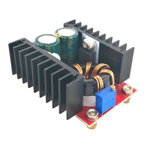 Image 3 - MCIGICM 20pcs 150W Power Boost converter Module 150W Car power 10 32V Turn 12 35V Boost module Hot sale