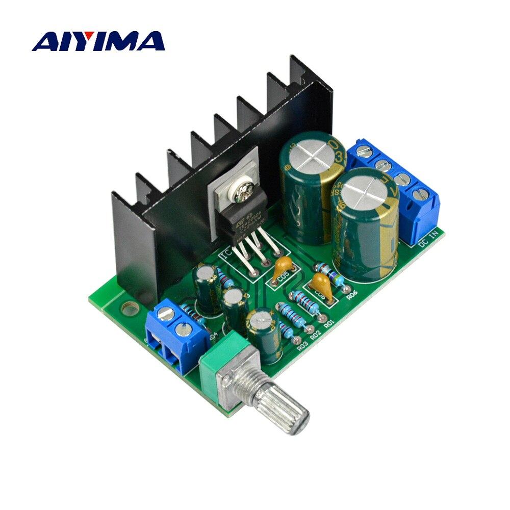 Aiyima Audio Amplifier Board TDA2050 Mono Audio Power Amplifier Module 5W-120W 1-Channel Single Power Supply 12-24V