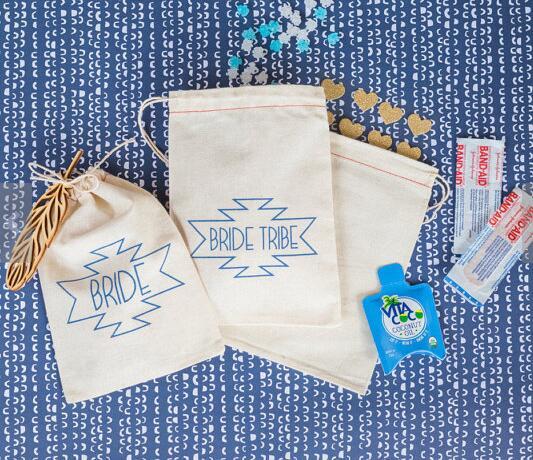 67eb18c8b8b personalized Bride Tribe Hangover Kit destination wedding favor gift  Welcome Bags Bachelorette hem bridal shower party gift bag