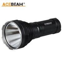 ACEBeam K60 5000 lumen 704M CREE XHP70 LED Flashlight Powerful Serchlight Camping Magnetic Ring Torch Use 4x 18650 Battery