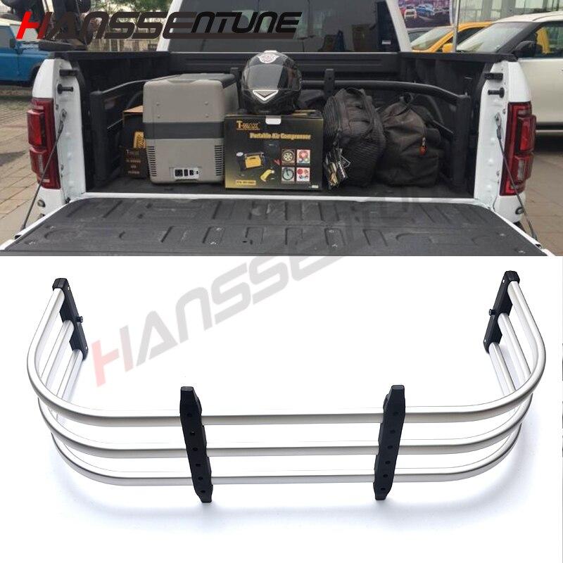 HANSSENTUNE 4x4 voiture accessoires pick-up camion lit hayon Extender pour Ranger