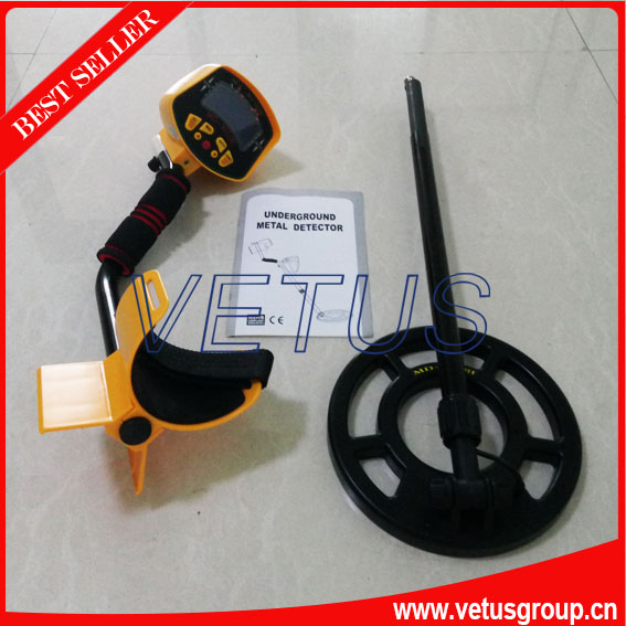 MD-3010II detector metales with underground gold detector machine