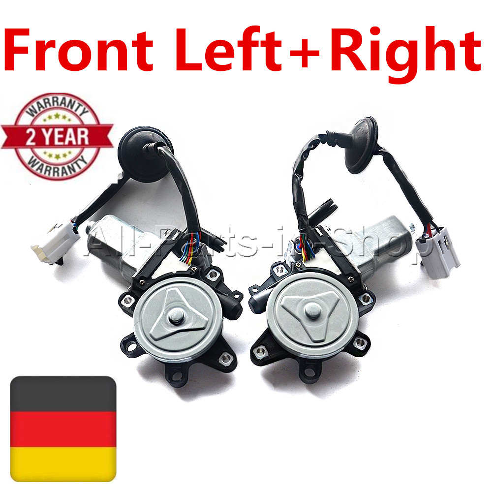 Window Regulator Motor Front Right Light For Infiniti G35 Nissan 350Z 80730CD00A 80731CD00A 80730-CD001 80730-CD00A 617-51250L 2pcs white led license plate light lamps for nissan 350z 370z gtr infiniti g37 g35