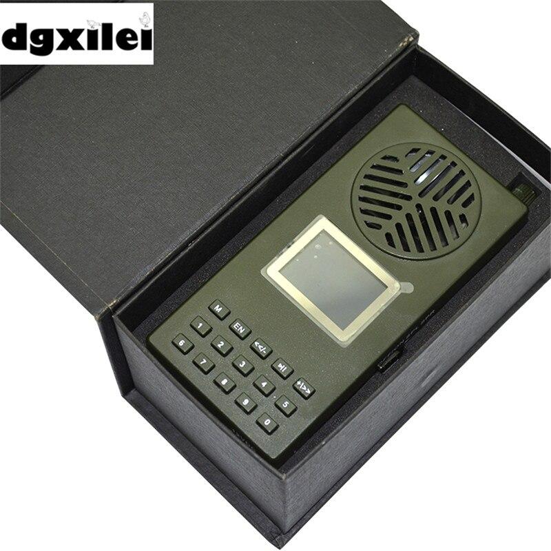 chamador leitor de som digital equipamento caca passaro chamador 05
