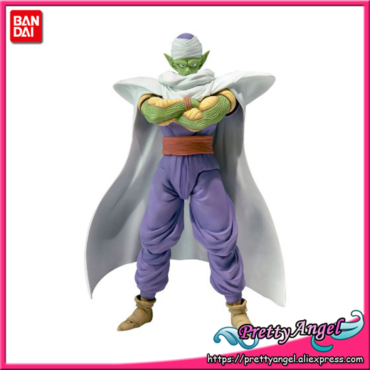 PrettyAngel - Genuine Bandai Tamashii S.H.Figuarts Dragon Ball Z Piccolo Action Figure цена и фото