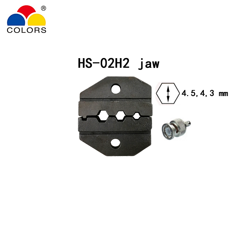 HS-02H2 jaw