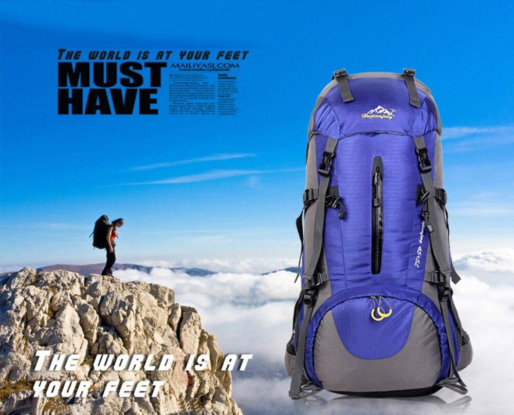 backpack Sports bag 50L Outdoor Nylon Waterproof Folding Shoulder Handbag Tote Beach Travel Luggage Bags Large Tactical Backpack цены онлайн