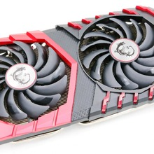 Fan Heatsink Graphics Cooler Gtx1070-Gtx1060 No for MSI with No-Card No-Card