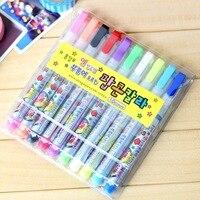 LolliZ 10PCS Lot Marker Pens Creative Diy Paint Markers Cute Pens Art Markers For School Office