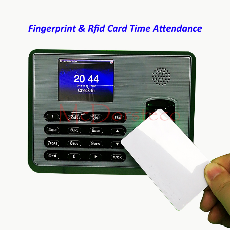 TX628 ZK Fingerprint time attendance System Employee Time Management System + rfid 13.56mhz Proximity Card Time Clock Recording phyanic luxury rhinestone women shoes 2018 autumn new designer fashion sequin women loafers ballet flats lady fold able shoes