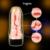 Automático Eléctrico taza del masturbation realista gatito de la vagina masturbator masculino juguetes adultos del sexo para los hombres, productos del sexo para el hombre