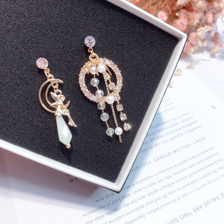2018 Hot Trendy New Arrival Simulated Pearl Earrings For