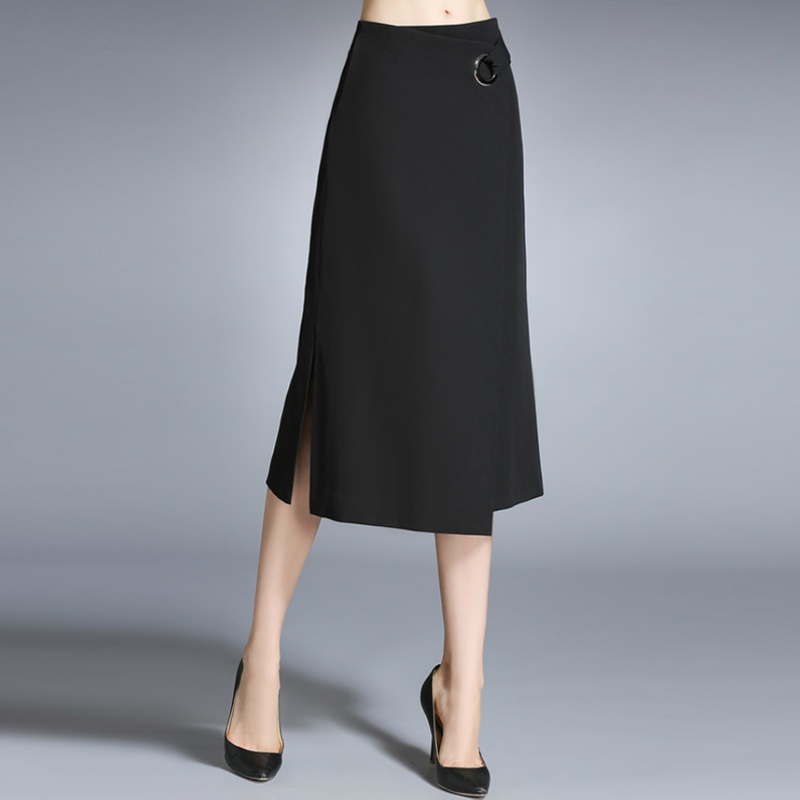 Long Formal Skirt - Skirts