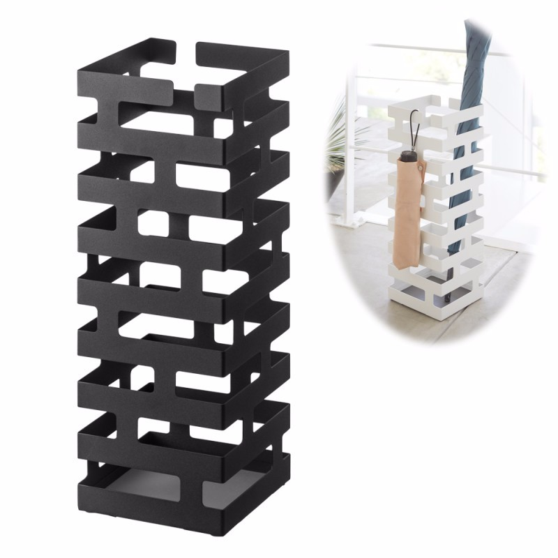 Umbrella Stand Hobby Lobby: Metal Brick Style Household Fashion Umbrella Stand Hotel