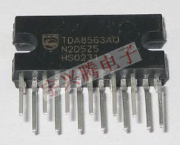 Module TDA8563 Original authentic and new Free Shipping sca103t d04 sca103t smd12 original authentic and new in stock free shipping 2pcs