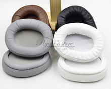 95X80MM Ear pads cushion for Audio technica ATH M50 M50S M50X M40 M40S M40X MSR7 headphones