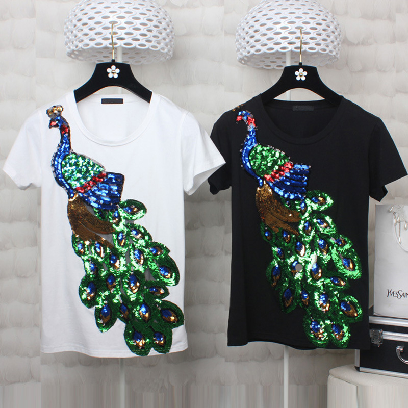Peacock Tops