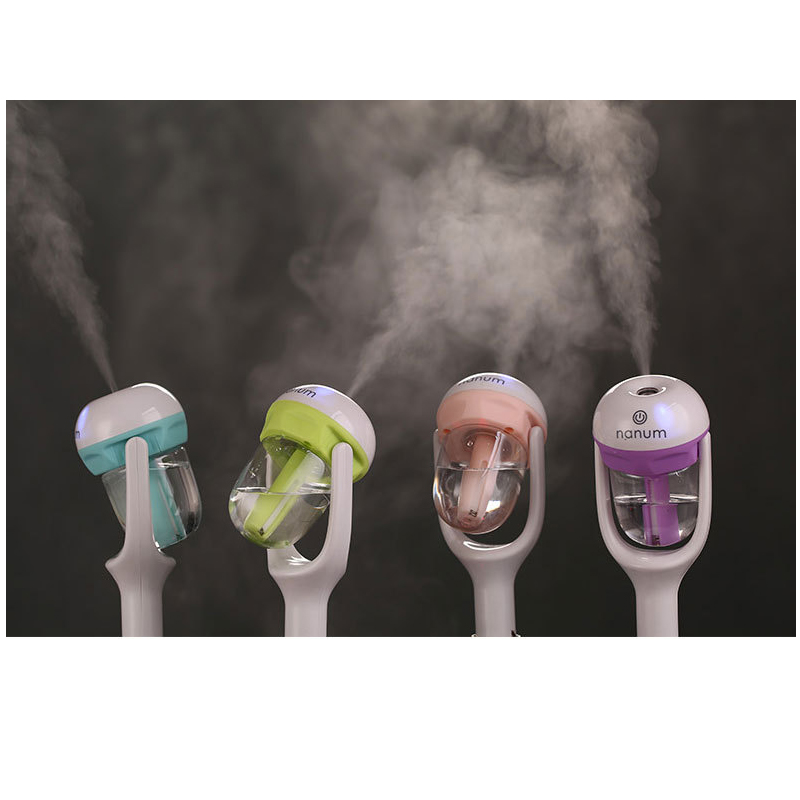 12V Car Steam Humidifier Air Purifier Aroma Diffuser Essential oil diffuser Aromatherapy Mist Maker Fogger hot sale car aroma diffuser humidifier classical mini car aromatherapy humidifier air diffuser purifier essential oil diffuser