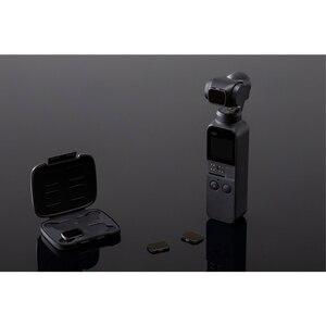 Image 5 - DJI אוסמו כיס ND מסנני סט ND 4 8 16 32 מגנטי עיצוב גבוהה איכות אור הפחתת חומר DJI מקורי אביזרים