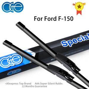OGE Front Wiper Blade For Ford F 150 2009 2010 2011 2012 2013 2014 High Quality Natural Rubber Windscreen Car Accessories|Windscreen Wipers|Automobiles & Motorcycles -