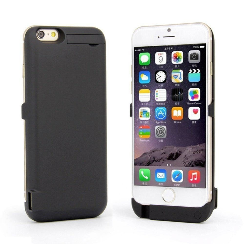 Latest Product 10000mah Backup Power Bank External Battery Charger Case Cover For iPhone 6 6s 4
